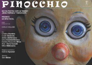 [:ro]PINOCCHIO[:] @ Teatrul Tony Bulandra - Sala Studio | Târgoviște | Județul Dâmbovița | România