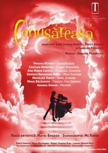 [:ro]CENUȘĂREASA[:] @ Teatrul Tony Bulandra - Sala Mare | Târgoviște | Județul Dâmbovița | România