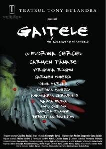 GAIȚELE @ Teatrul Tony Bulandra - Sala Mare | Târgoviște | Județul Dâmbovița | Romania