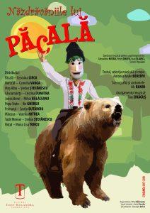 [:ro]NĂZDRĂVĂNIILE LUI PĂCALĂ[:] @ Teatrul Tony Bulandra - Sala Mare | Târgoviște | Județul Dâmbovița | România