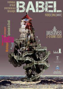 [:ro]Babel FAST 2019 - Imaginea[:] @ Teatrul TonyBulandra