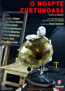 [:ro]O NOAPTE FURTUNOASĂ - Premieră[:en] - copie[:] @ Teatrul Tony Bulandra - Sala Studio