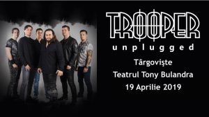 [:ro]TROOPER unplugged [:en] - copie[:] @ Teatrul Tony Bulandra - Sala Mare