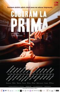[:ro]COBORÂM LA PRIMA - Proiecție film[:] @ Teatrul Tony Bulandra - Sala Mare | Târgoviște | Județul Dâmbovița | Romania