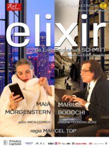 [:ro]ELIXIR - Spectacol invitat[:] @ Teatrul Tony Bulandra - Sala Mare | Târgoviște | Județul Dâmbovița | Romania