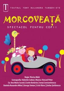 MORCOVEAȚĂ @ Sala Mihai Popescu | Târgoviște | Județul Dâmbovița | România