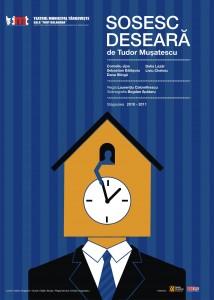 [:ro]SOSESC DESEARĂ[:] @ Teatrul Tony Bulandra - Sala Mare | Târgoviște | Județul Dâmbovița | Romania