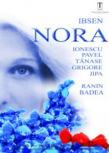 NORA @ Teatrul Tony Bulandra - Sala Studio | Târgoviște | Județul Dâmbovița | România