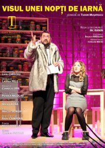 [:ro]VISUL UNEI NOPȚI DE IARNĂ[:] @ Teatrul Tony Bulandra - Sala Mare | Târgoviște | Județul Dâmbovița | Romania