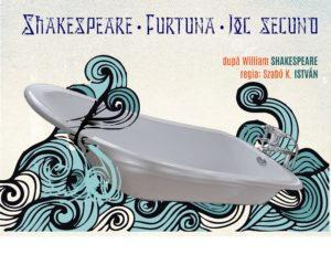 [:ro]SHAKESPEARE.FURTUNA.JOC SECUND - Avanpremieră[:] @ Teatrul Tony Bulandra - Sala Mare   Târgoviște   Județul Dâmbovița   Romania