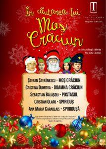 ÎN CĂUTAREA LUI MOȘ CRĂCIUN @ Teatrul Tony Bulandra - Sala Mare | Târgoviște | Județul Dâmbovița | România