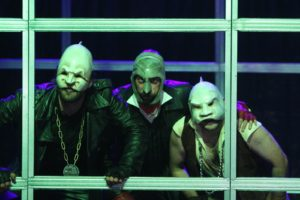 [:ro]PETRICĂ ȘI LUPUL[:] @ Teatrul Tony Bulandra - Sala Mare | Târgoviște | Județul Dâmbovița | România