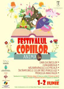 [:ro]AnimaȚie - Festivalul Copiilor[:] @ Teatrul Tony Bulandra | Târgoviște | Județul Dâmbovița | România