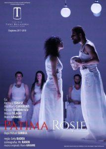 [:ro]PATIMA ROȘIE - Amânat[:en][:] @ Teatrul Tony Bulandra - Sala Mare | Târgoviște | Județul Dâmbovița | Romania