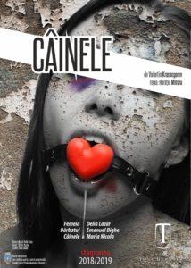 [:ro]CÂINELE[:] @ Teatrul Tony Bulandra - Sala Studio | Târgoviște | Județul Dâmbovița | România