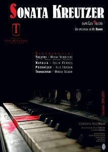 SONATA KREUTZER @ Teatrul Tony Bulandra - Sala Mare