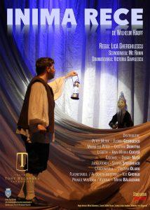 INIMĂ RECE @ Teatrul Tony Bulandra - Sala Mare