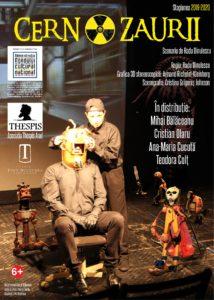 [:ro]CERNOZAURII[:] @ Teatrul Tony Bulandra - Sala Studio | Târgoviște | Județul Dâmbovița | România