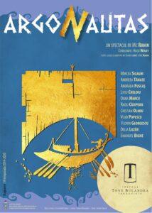 [:ro]ARGONAUTAS[:] @ Teatrul Tony Bulandra - Sala Mare